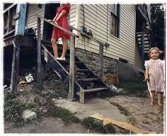 Jack D. Teemer, Jr., Cincinnati, 1988, vintage Ektacolor print