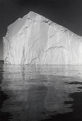 Diane Cook, Disko Bay, Ilulissat, Greenland, 1997, gelatin siver print