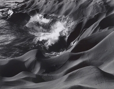 Paul Caponigro, Nahant Beach, Massachusetts, 1958, gelatin silver print