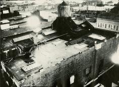 From Robert's Roof at Night, 1978, vintage gelatin silver print (Itek print)