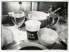 Sour Cream, 1977, vintage gelatin silver print (Itek print)