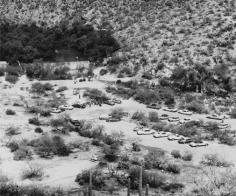 Baptism, Sabino Canyon, 1978