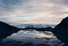 Len Jenshel, Ice Fjord, Ilulissat, Greenland, chromogenic print