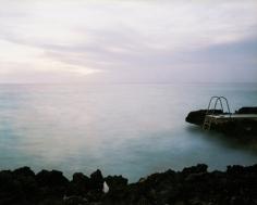 View of Bahía de Cochinos (Bay of Pigs), Near Punta Perdiz, Cuba, 2004, chromogenic print