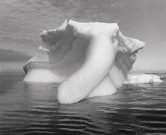 Diane Cook, Disko Bay, Ilulissat, Greenland, 2001, gelatin silver print
