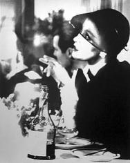 Barbara Mullen, Le Pavillon, New York, April 1950, gelatin silver print, 20 x 16 inches