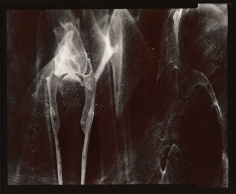 Moment, 1976, From Ephemera Portfolio, Toned gelatin silver print, 4 1/4 x 5 inches