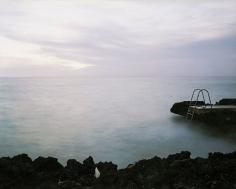 View of Bahía de Cochinos (Bay of Pigs), Punta Perdiz, Cuba, 2004