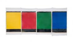 Monochromes, 2005 Polaroid 20 X 24 Color Positive Prints