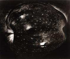 Paul Caponigro, Galaxy Apple, New York, 1964, gelatin silver print