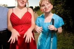 Ashley and Victoria, 2008