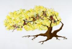 Isosceles ( Yellow Wind ), 2008