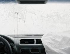 Nicolai Howalt Car Crash Studies, Interiors #1, 2009