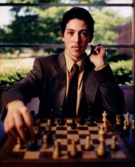 "Aaron,ChessClub,NJ, 2004 40 x 30"""