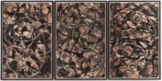 Variation No. 28 (triptych), 2011