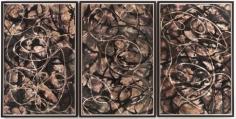 Variation No. 28 (triptych), 2011