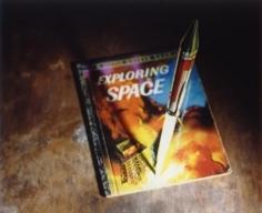 """Space,"" 2002 20 x 24"" Chromogenic Print"