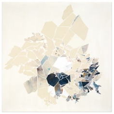 Outlier, 2013 72 x 72 inches