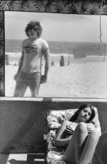 Joseph Szabo Chris at Hot Dog Beach, 1977
