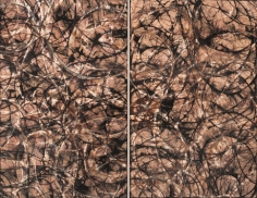 Variation No. 27 (diptych), 2011