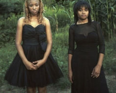Sisters, 2009 32 x 40 inches, Chromogenic print, Edition of 5