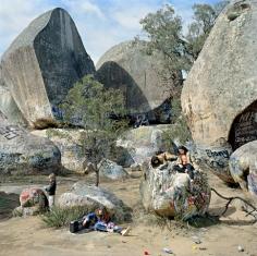 Sisters Rocks, 2008