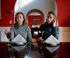 Rikki and Carrie, Dining Room, 2007
