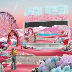 Lee McConnell  Jack River - Sugar Mountain Deluxe, 2019  Lone Goat Gallery