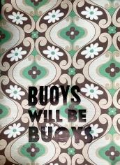 Hannah Cutts  Buoys Will Be Buoys Wallpaper 1, 2020