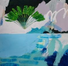 Nikky Morgan-Smith  Traveller Palm, 2019 Artwork