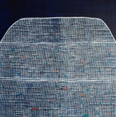 Charmaine Davis  Mountain II, 2020  Acrylic on canvas  102h x 76w cm artwork