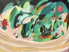 Nikky Morgan-Smith  Madame Bastien's Garden, 2019 Artwork