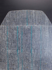 Charmaine Davis  Coming Home II, 2020  Acrylic on canvas  120h x 90w cm artwork