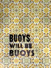 Hannah Cutts  Buoys Will Be Buoys Wallpaper 2, 2020