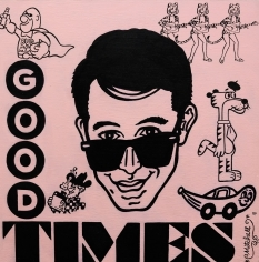Jim Mitchell  Good Times, 2018 #2/2