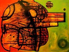 Jay Manby Cannon Bird artwork