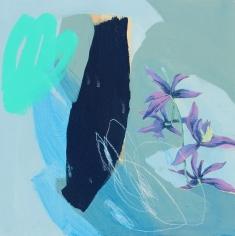 Nikky Morgan-Smith  Shore Orchid, 2019 Artwork