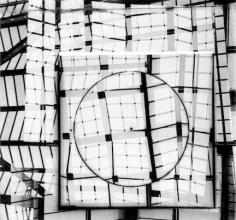 Geraldo de Barros, de la series Fotoforma, 1950/2014. Silver gelatin print, 11 13/16 x 15 15/16 in.
