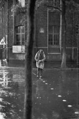 Henri Cartier-Bresson, Alberto Giacometti. Paris. 1961.