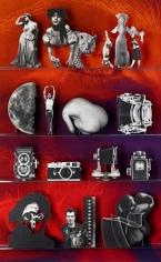 Camera, 2013, 81.25 x 50 inch C-print