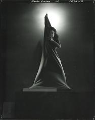 Martha Graham, 1931.