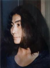 Andy Warhol. Yoko Ono. 1971.