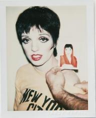 Liza Minelli.