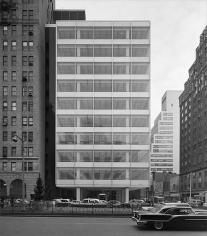 PEPSI-COLA BUILDING, PARK AVENUE, NYC, 1960