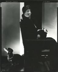 Dorothy Parker, 1931.