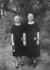 August Sander Country Girls. 1925