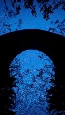 Star Field Bridge, 2013, 60 x 34 inch digital c-print-Edition of 3