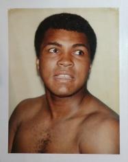 Muhammad Ali, 1977.