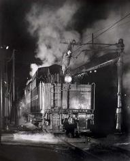 Taking Water, Shaffer's Crossing, VA, 1955