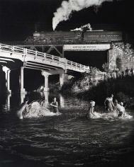 Hawksbill Creek, Luray, VA, 1956